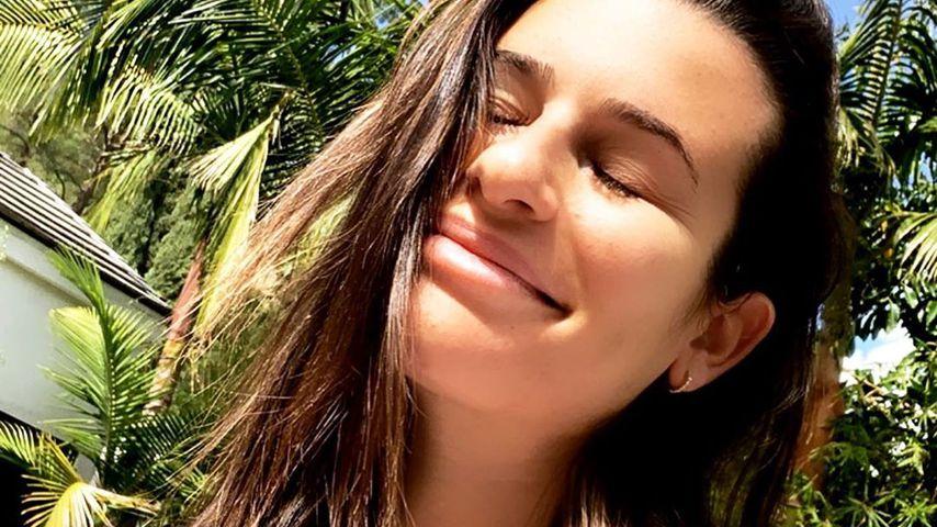 "Lea Michele, ehemaliger ""Glee""-Star"