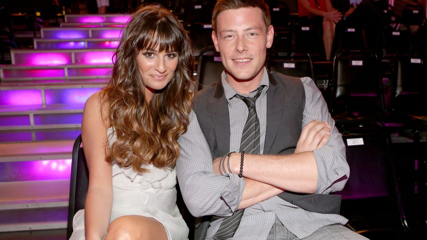 "Lea Michele und Cory Monteith bei den ""Do Something Awards 2012"""