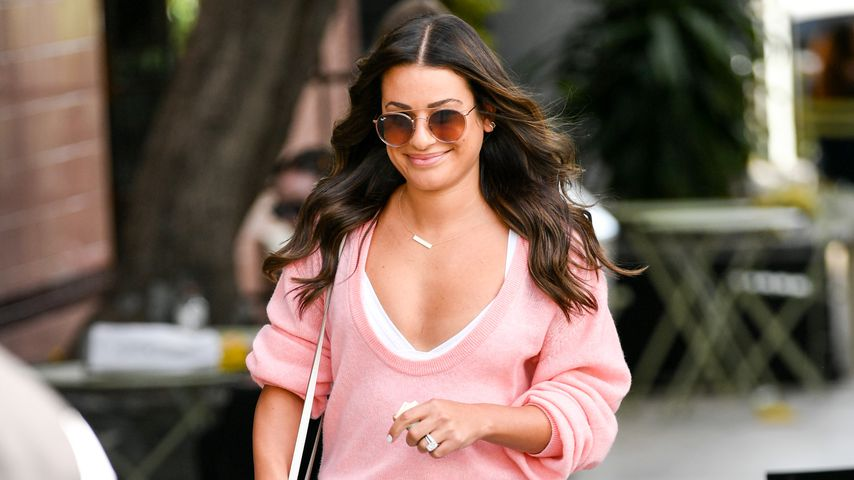 Lea Michele im März 2019 in West Hollywood