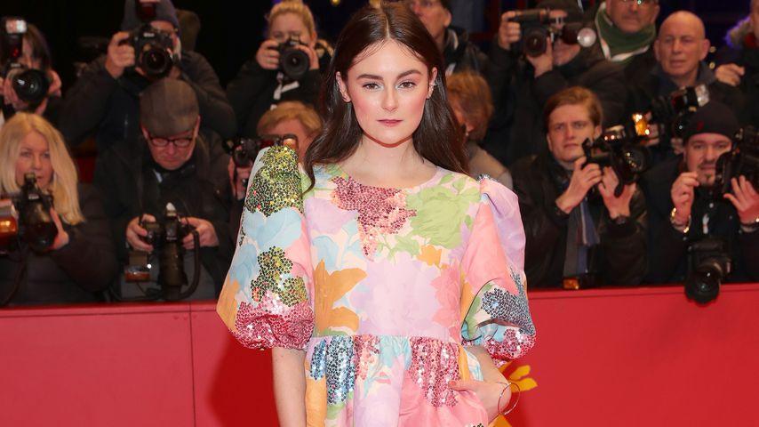 Lea van Acken auf der Berlinale, 2020