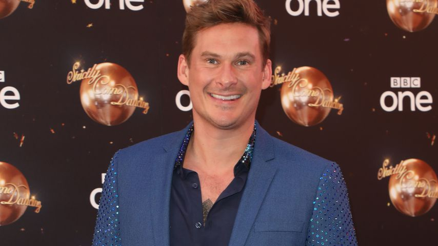 """Lee Ryan bei """"Strictly Come Dancing"""""""