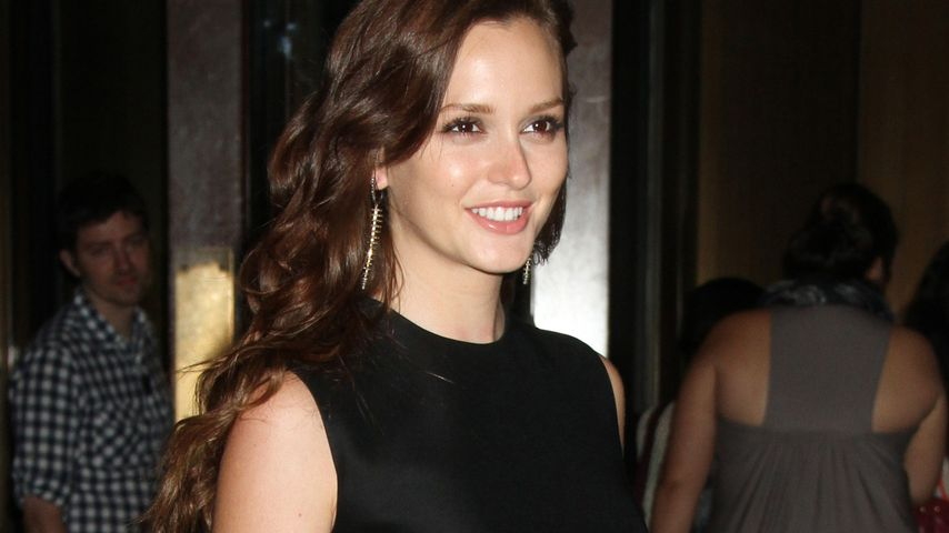 Leighton Meester: Darum schminkt sie sich selten