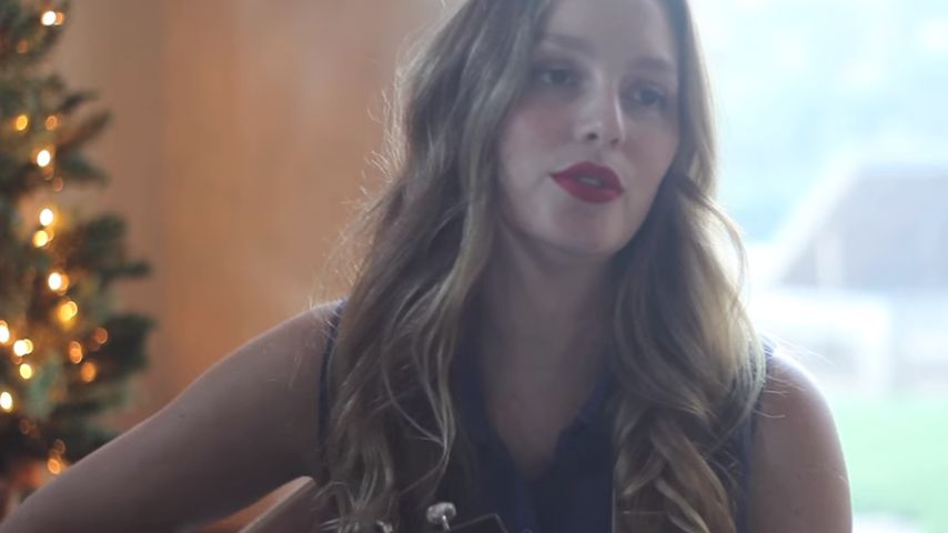 Ho ho ho! Leighton Meester singt sich in Weihnachts-Stimmung