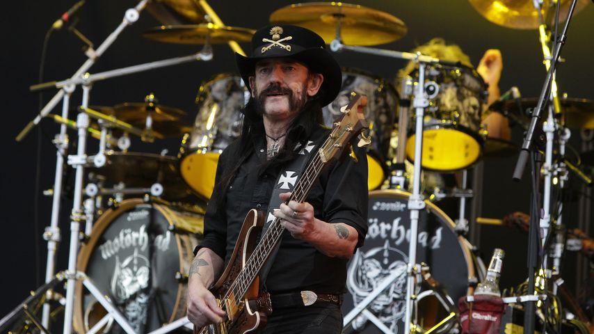 Offiziell geklärt: Lemmy Kilmister starb an Prostatakrebs
