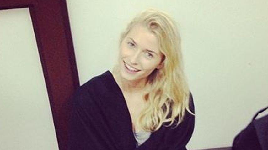 Macht sich Lena Gercke hier auf nach Brasilien?