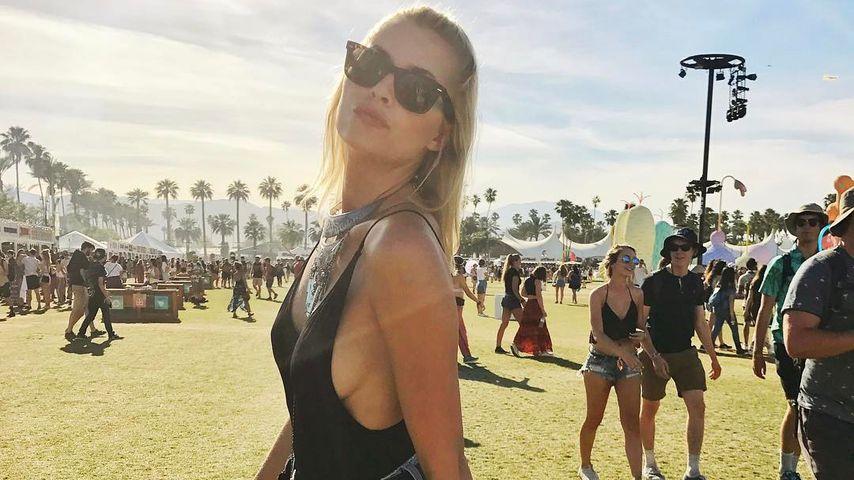 Lena Gercke beim Coachella-Festival 2017