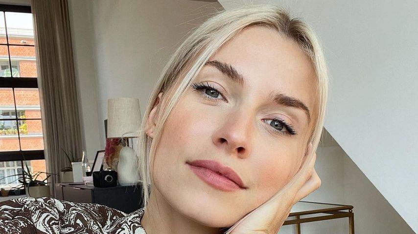 Lena Gercke im Oktober 2021