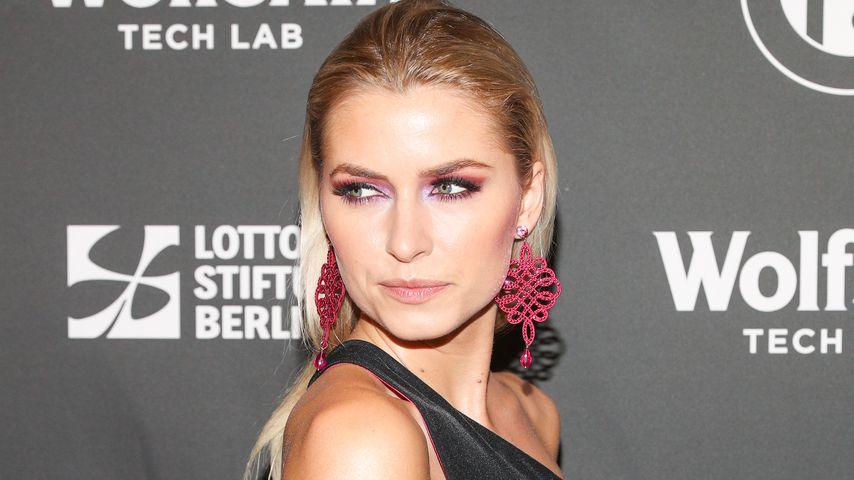 Lena Gercke auf einem Event in Berlin