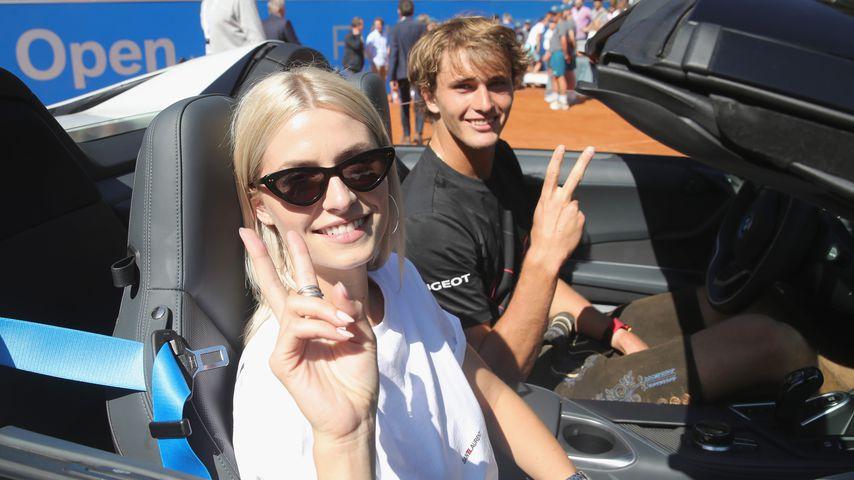 Flirtet Topmodel Lena Gercke wieder?