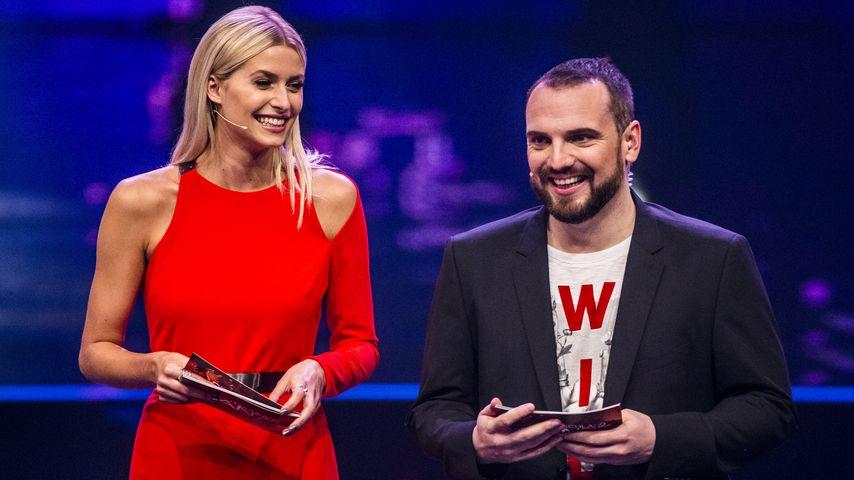 """Lena Gercke & Ingmar Stadelmann in der 1. Show von """"Deutschland tanzt"""""""