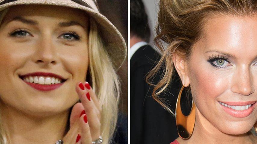 Lena vs. Sylvie: Wer ist die coolere Spielerfrau?