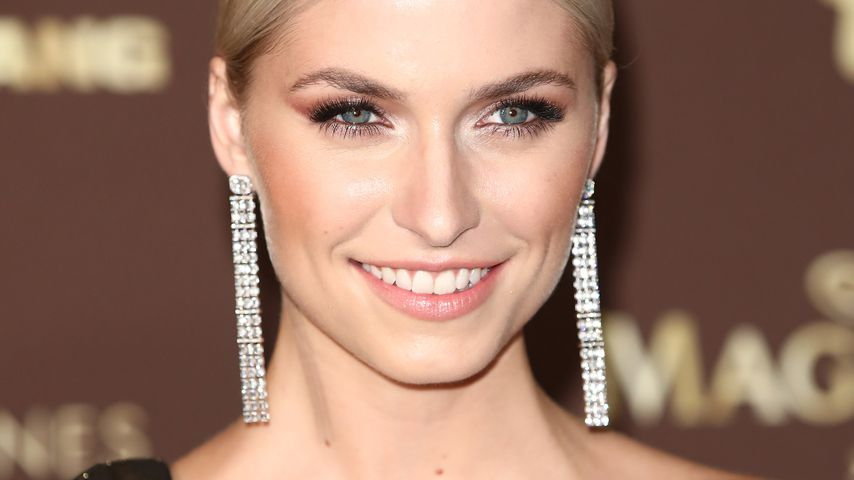 Lena Gercke in Cannes