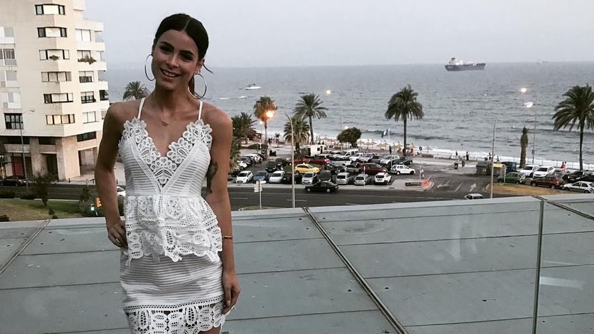 Lena Meyer-Landrut auf Mallorca