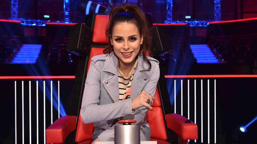"Lena Meyer-Landrut bei ""The Voice Kids"""