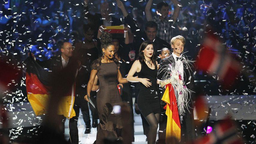 Lena Meyer-Landrut beim Eurovision Song Contest, 2010