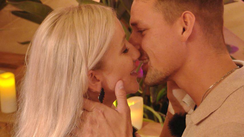 """Lena und Jannik bei """"Love Island"""" 2021"""