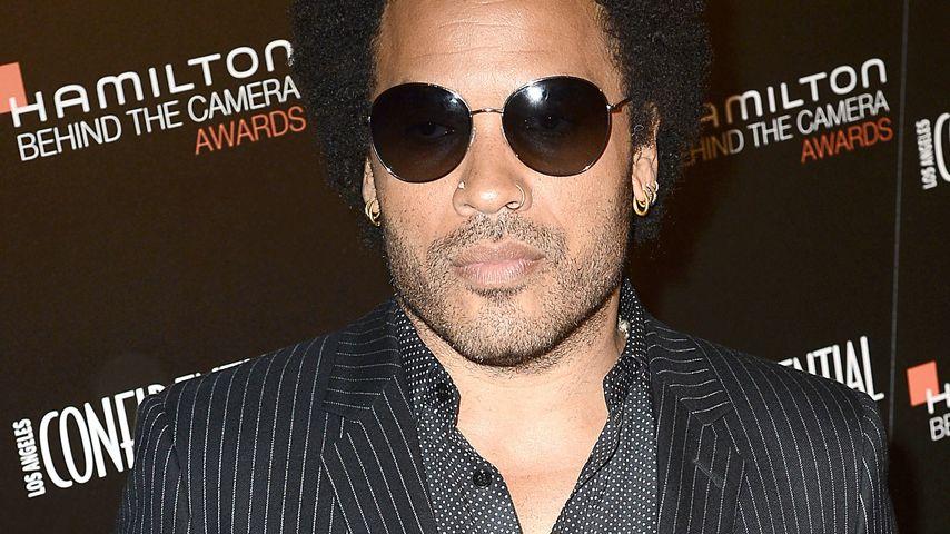 Krass: Sexy Rocker Lenny Kravitz wird schon 50!
