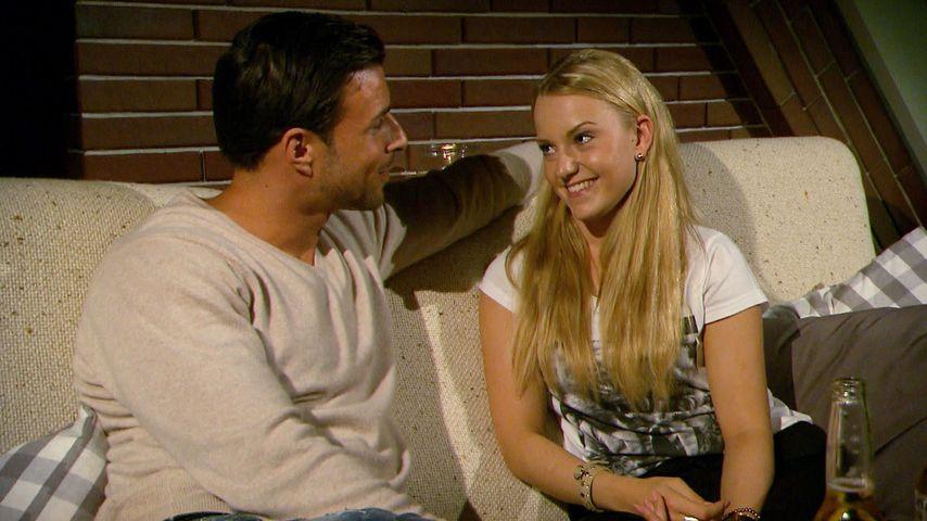 Heißer Bachelor-Kuss: Schaltet Leonie jetzt einen Gang hoch?