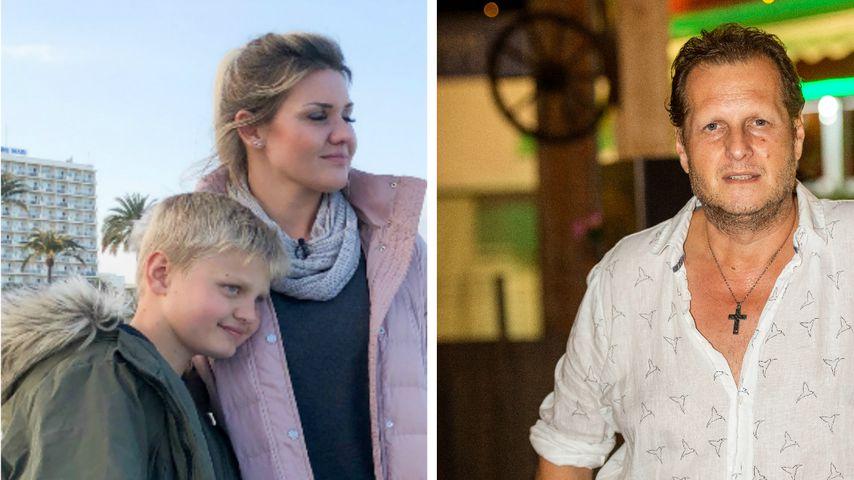 Nach Jens Büchners Tod: Sohn Leon immer schlechter in Schule