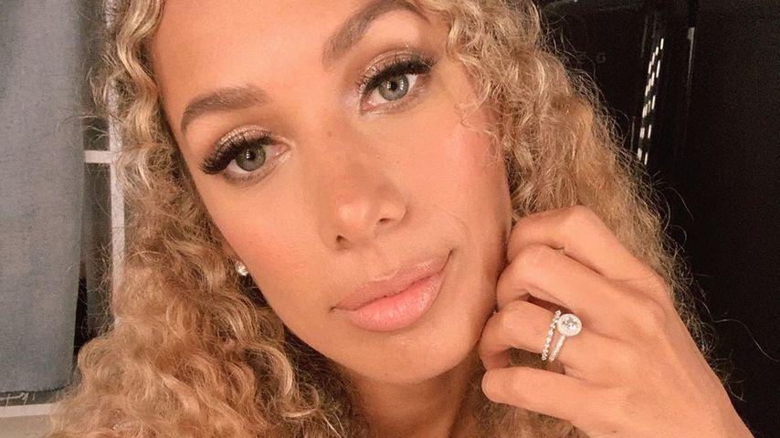 Nach Traumhochzeit: Leona Lewis zeigt endlich ihren Ehering!