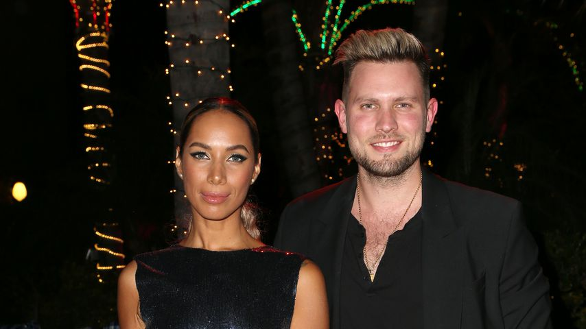Leona Lewis und Dennis Jauch in Los Angeles