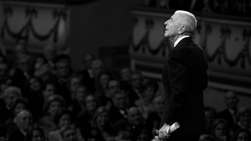 "Die Musikwelt trauert: ""Hallelujah""-Sänger Leonard Cohen tot"