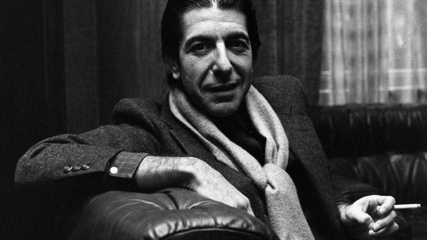 Musik-Legende Leonard Cohen