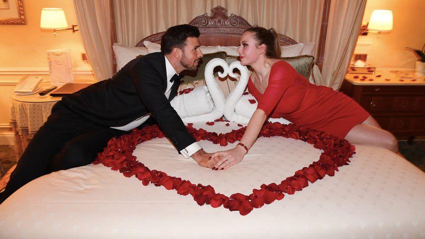 Kurz vor Hochzeit: Leonards rührend Liebeserklärung an Caona