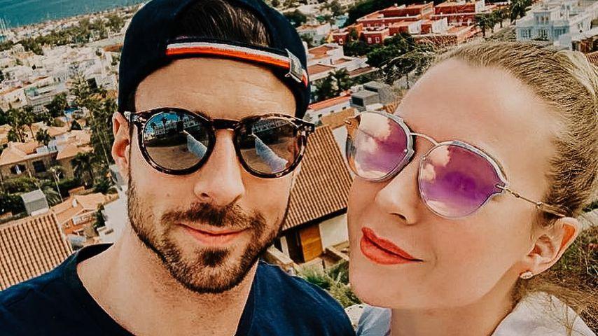 Ex-Bachelor Leonard Freier und Caona haben eine Ehekrise