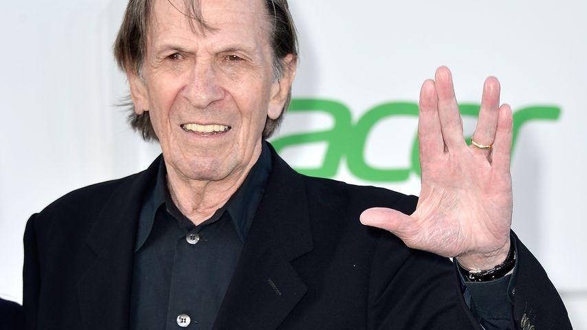 Leonard Nimoy (✝83): Sein TV-Leben neben Mr. Spock