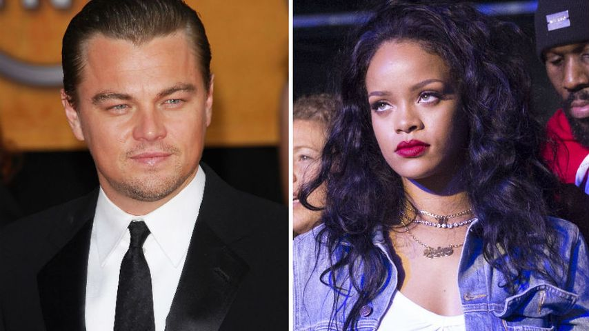 Rihanna: Darum wird sie bei Leo DiCaprio schwach