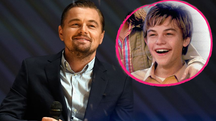 Vom Milchbubi zum Megastar! Leonardo DiCaprio im Wandel