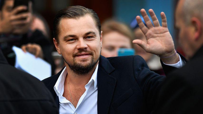 Leonardo DiCaprio unterwegs in Hollywood