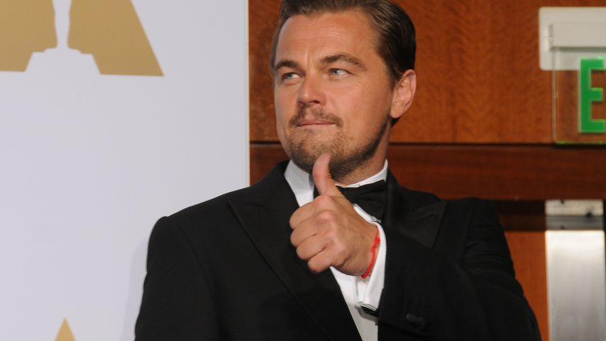 Leonardo DiCaprio bei der Oscarverleihung 2016