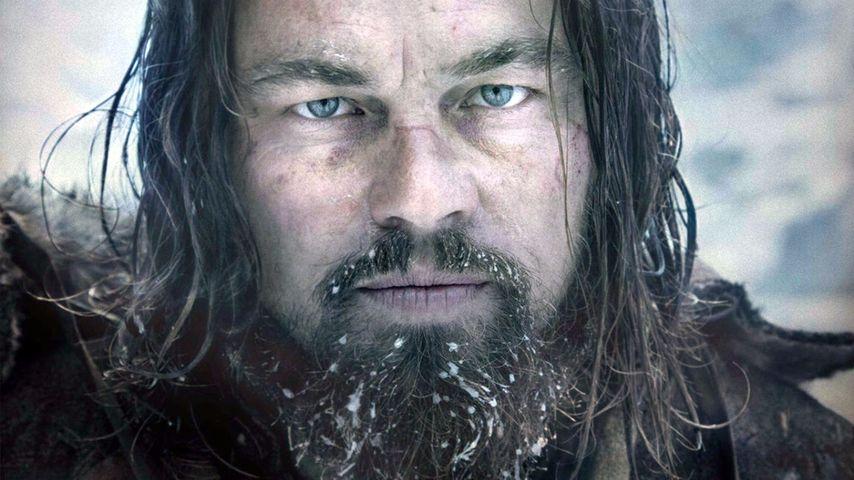 """Leonardo DiCaprio in """"The Revenant"""""""