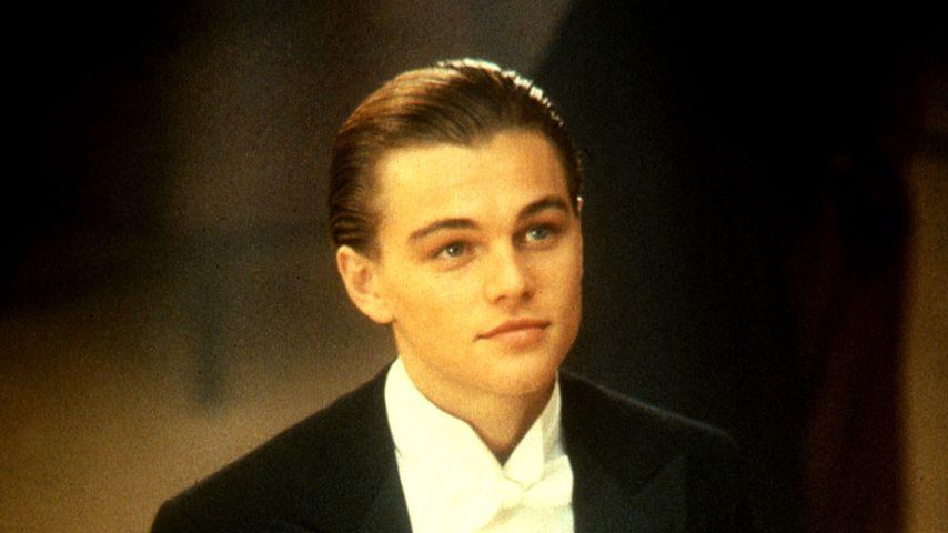 """Leonardo DiCaprio in """"Titanic"""", 1997"""