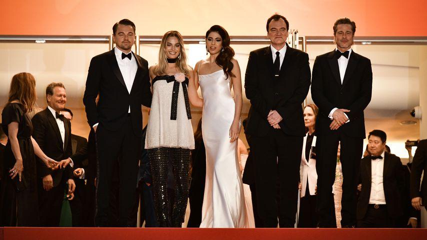 Pitt, DiCaprio & Co.: In Cannes treffen sich die Mega-Stars!