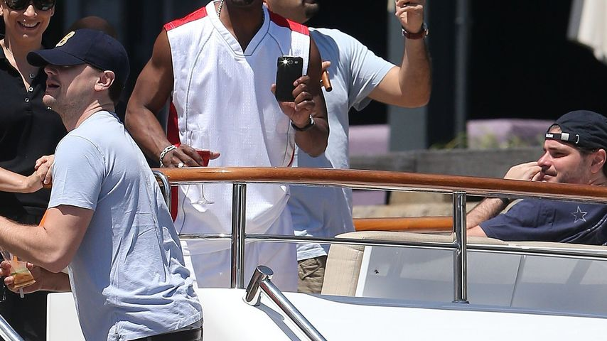 Leonardo DiCaprio: Jacht-Party mit Jonah Hill