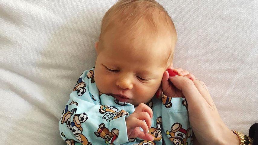 Neu-Mama Chiara Ferragni: So herrlich grimmig ist Baby Leone