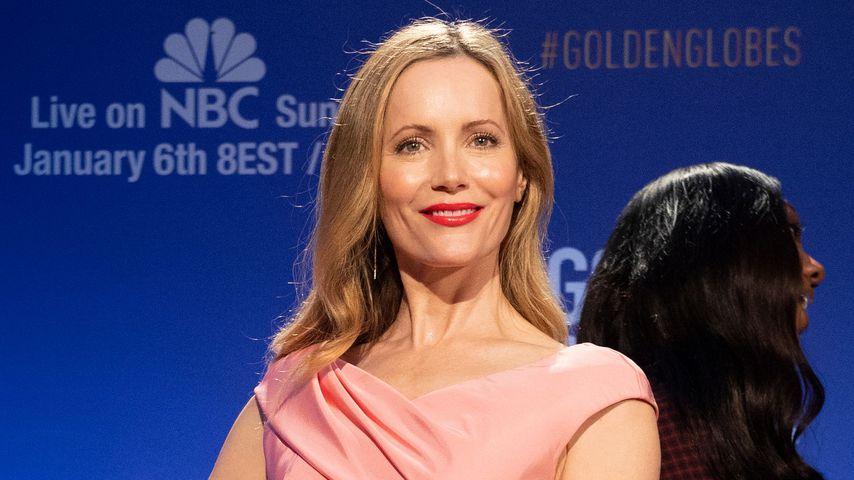 Leslie Mann bei der Golden Globe-Nominierung