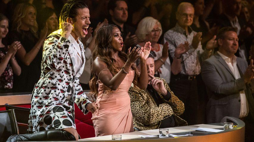 """Let's Dance""-Jury"