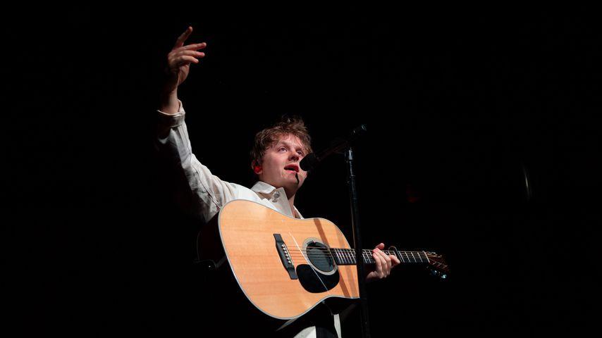 Neuer Ed Sheeran? Fünf Fakten zu Newcomer Lewis Capaldi