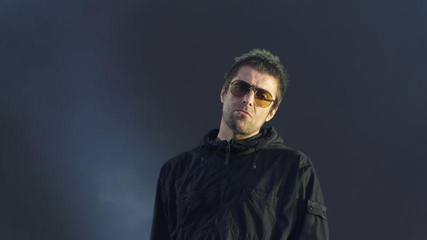 Liam Gallagher bei einem Auftritt im August 2018