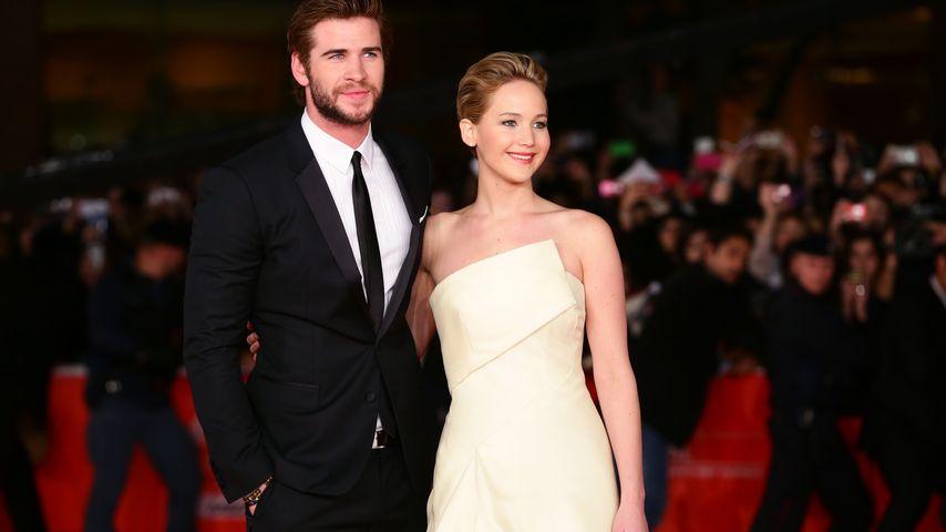 Neues Hollywoodtraumpaar? JLaw und Liam Hemsworth daten sich