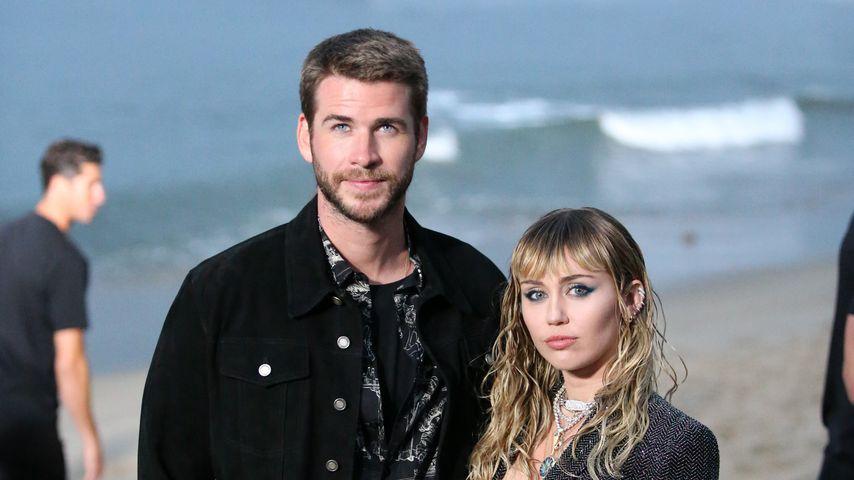 Scheidung: Begegnen sich Liam und Miley bald vor Gericht?