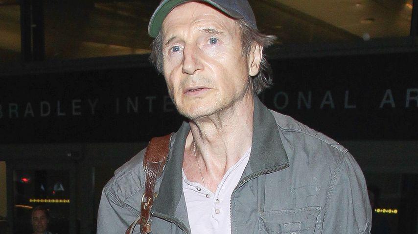 Ist er krank? Liam Neeson zeigt sich in schlimmem Zustand
