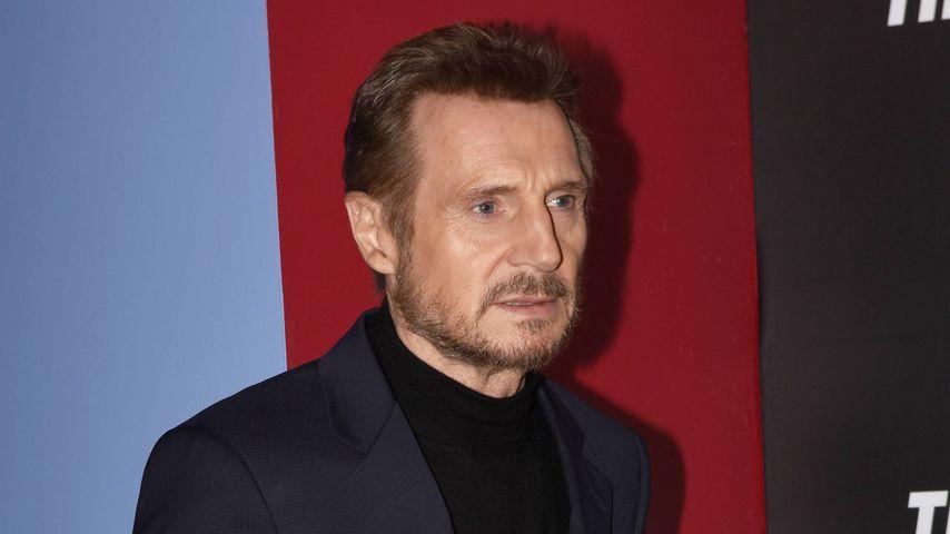 Liam Neeson bei einer Veranstaltung in Dublin, 2018