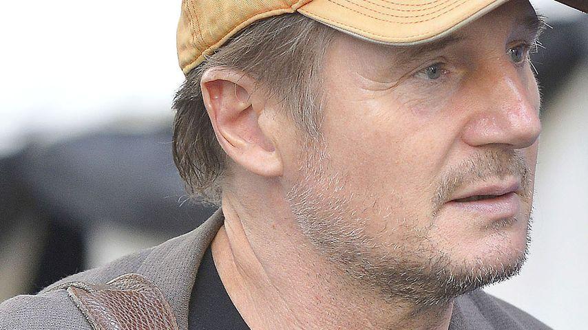 Liam Neeson: Dabei relaxt er am liebsten