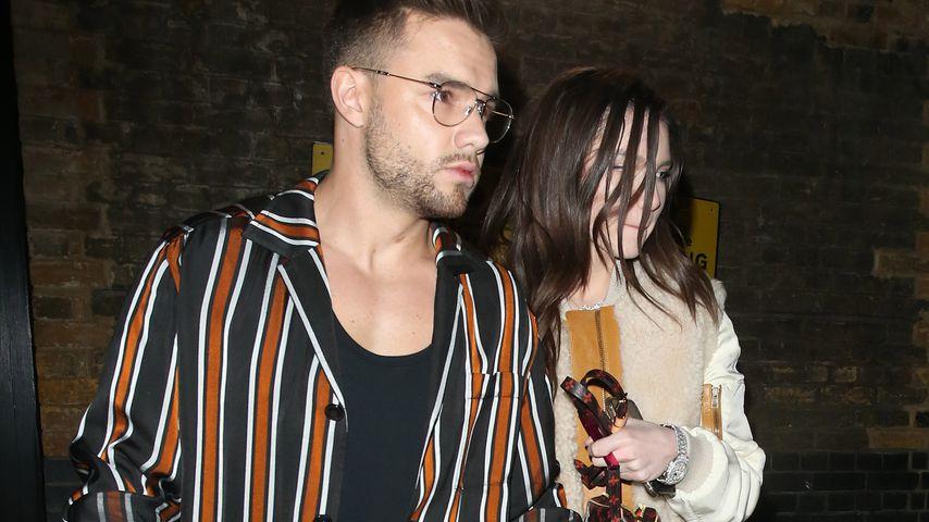 Liam Payne und Maya Henry im Oktober 2019