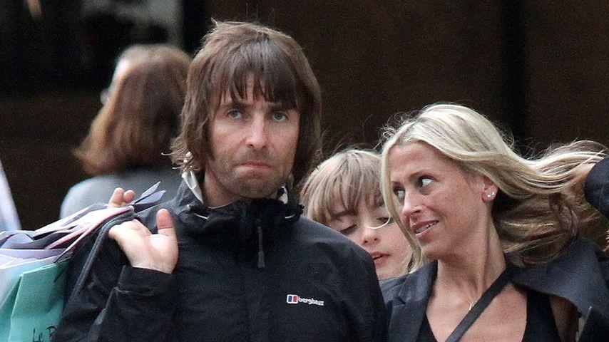 Liam Gallagher und Nicole Appleton